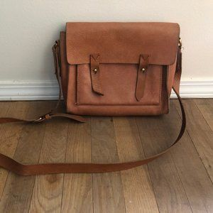 Madewell Crossbody Tan Bag